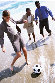 Market Research Vendors and Clients in a Team