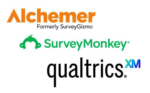 Three Popular Online Survey Tools – What You Get For Your Money