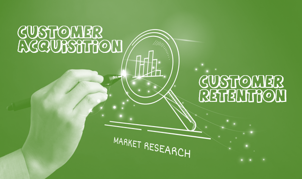 How Customer Acquisition and Retention Goals Should Guide Your Market Research Efforts