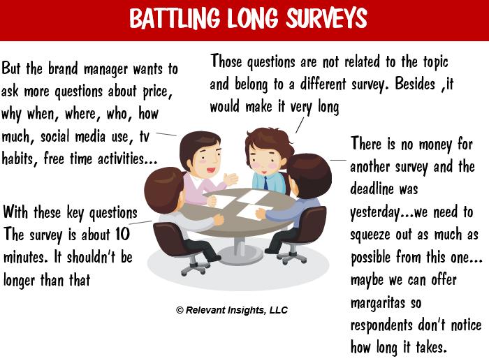 Why We need to avoid long surveys