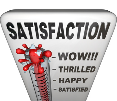 Why Measuring Customer Satisfaction Is Not Enough