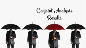 Conjoint Analysis results