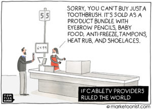 Product Bundling - Tom Fishburne