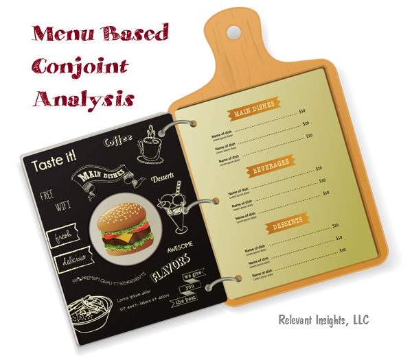 Use Menu-Based Conjoint Analysis To Optimize New Products