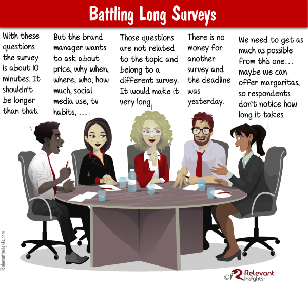 Why We Need to Avoid Long Surveys