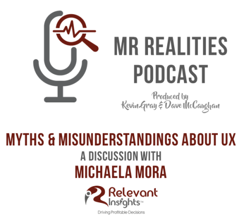 Myths & Misunderstandings About UX - MR Realities Podcast