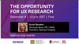 The Opportunity of Research Webinar