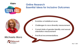 How To Improve Racial and Gender Diversity in Survey Design